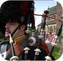 Bagpiper for Wedding, Bagpiper for Hire